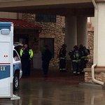 Hazmat Team Evacuates Guests