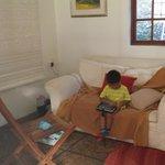lounge olive cottage