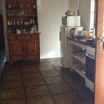 Kitchen Olive Cottage