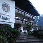 Photo de Hotel Garni Almhof