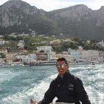 Capri Whales - Christian