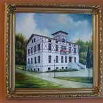 Painting of Hotel