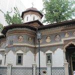 Stavropoleos-Kirche (Biserica Stavrapoleos), Bukarest