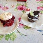 صورة فوتوغرافية لـ Flying Cupcake Bakery