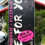 Tres bon restaurant ; pizzeria