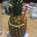 Frozen Pineapple Drink