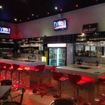 Bar with live sport broadcast every weekend