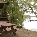 Rustic Cabin on Ossipee Lake