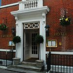 The Eastbury Hotel Front...Doesn't Begin To Show The Beautiful Grounds
