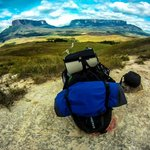 Bela vista do Monte Roraima!