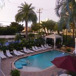 Villa Venice pool