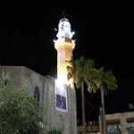 uma mesquita perto do hotel