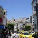 vista de Bethlehem perto do hotel