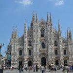 Воздушный Миланский собор