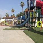 the park in mini club