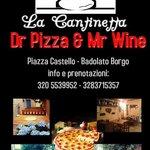 La Cantinetta - Dr Pizza & Mr Wine
