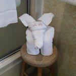 My elephant buddy :)
