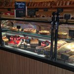 sandwiches, breads and pastries