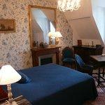 Chambre Bleue 2éme étage