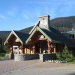 Exterior Lodge