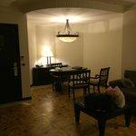 Junior suite area