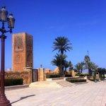 Torre Hassan, Av Lyazidi, fachada norte