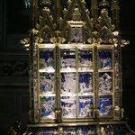 Reliquary in the Cappella Corporale