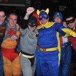 Superheroes Night