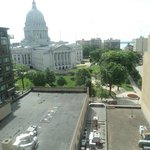 View from Governor's Lounge