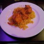 Gurkhali Chicken with Pilau Rice