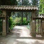 Cancello di Ingresso Casa Fiorita