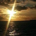 Summer solstice Maui sunset