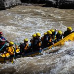 White Water Rafting w/ Mad River Class 4 Rapid