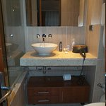 Banheiro no quarto!!