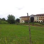 View from Wanyama village