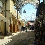Medina de Rabat, Rue des Consuls