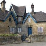 Dove Cottage - Iris