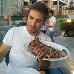 Incredible steak!