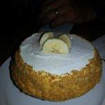 Banana Cream Pie at Leoda's