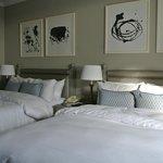 Sehr gemütliche Betten