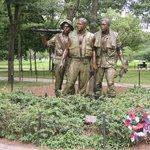 Estátua aos veteranos de guerra