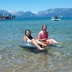 Refreshing Lake Tahoe