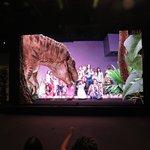 Dinossaur experience - se tiver com crianças é sensacional, elas ficam doidas!