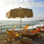 Spiaggia Giardini Poseidon Terme