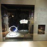 Colar de diamantes, sala das jóias