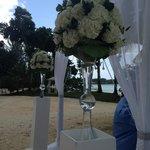 More wedding decor