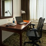 Herman Miller Desk Chairs and Complimentary WiFi in all guest rooms