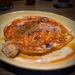 Sinful Cinnamon Pancake Goodness!!