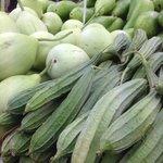 Seasonal veg at zaman of datchet