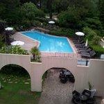 chambre 2ème étage coté piscine